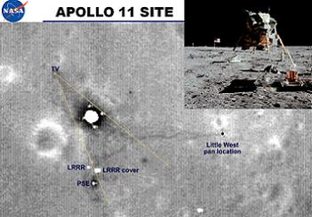 Protecting Apollo sites from future visiting vehicles ...