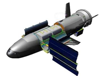 The X37B Exploring expanded capabilities for ISS
