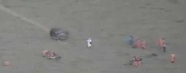 Three person crew of China's Shenzhou-10 return to Earth ...