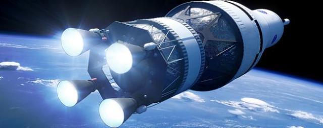 Z2F5 - NASA rejeita oferta da Blue Origin de estágio superior mais barato para o foguete SLS