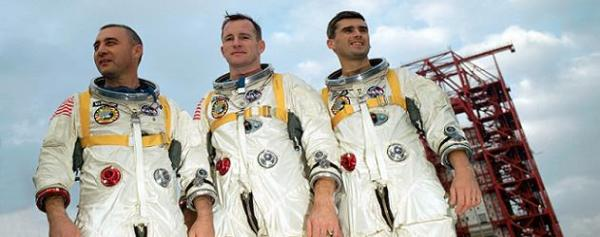 50 years on, reminders of Apollo 1 beckon a safer future ...