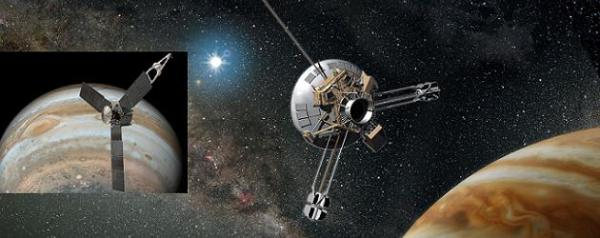 Pioneer 10: first probe to leave the inner solar system ...