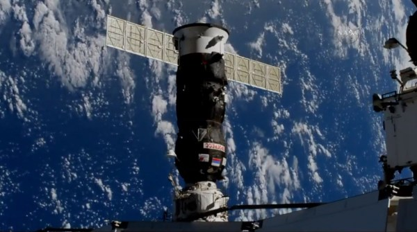 Progress MS-09 completes super fast 4-hour rendezvous with ...