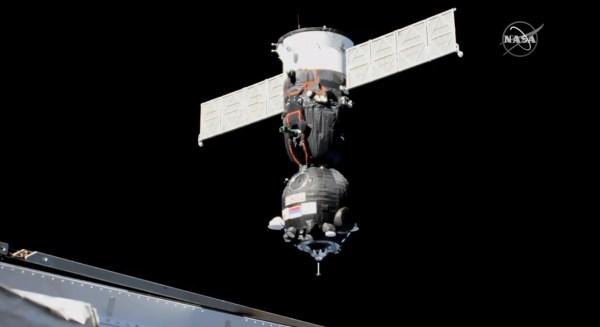 100th orbital launch of 2018: International trio arrive at ...