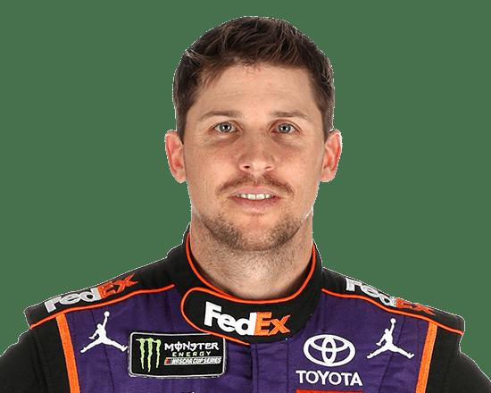 Denny Hamlin NASCAR driver page | Stats, Results, Bio