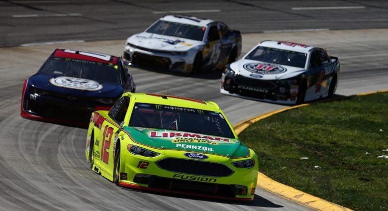 Four teams issued lug nut penalties after Martinsville   NASCAR.com
