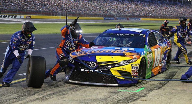 Kyle Busch's crew chief talks All-Star Race strategy   NASCAR.com