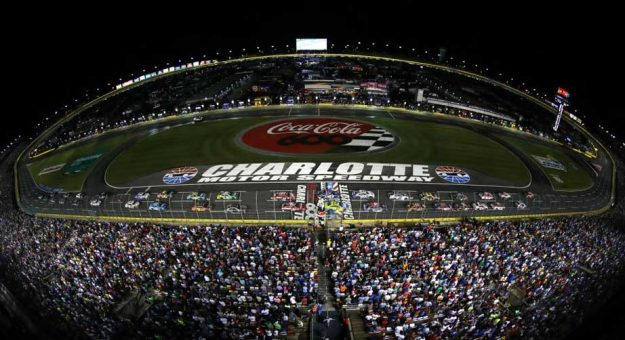 Fun Reigns Supreme Heading Into Coca Cola 600 Weekend In
