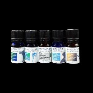 Essential Oil Packs