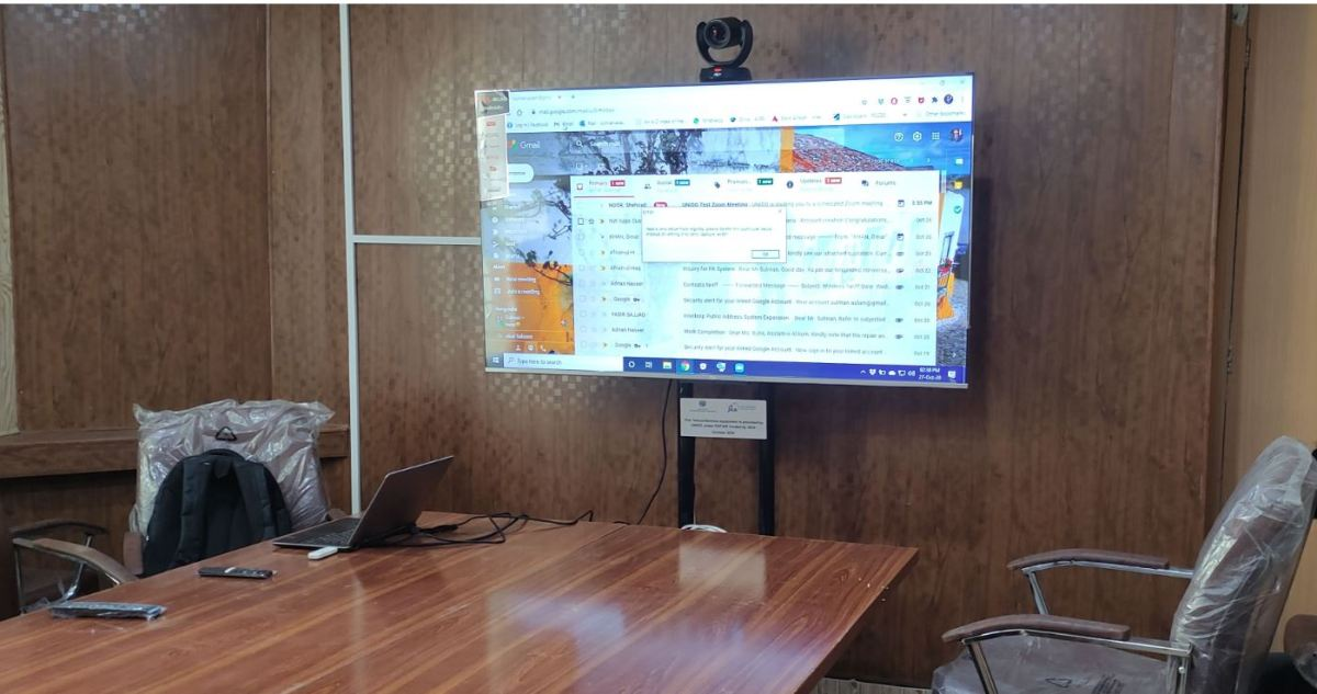 vc520pro video conference system in islamabad