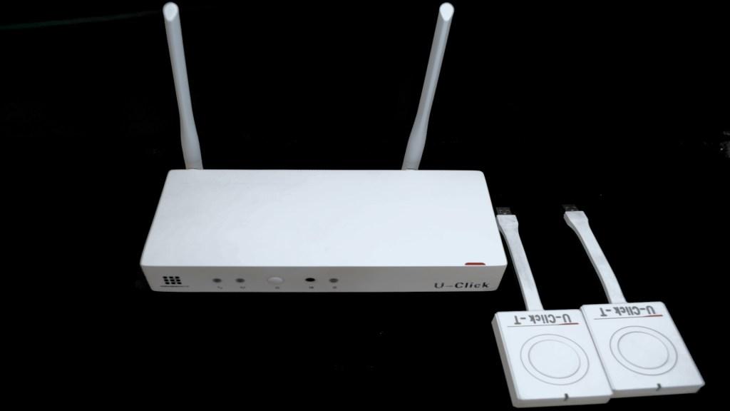 USB based awireless presentation system Pakistan