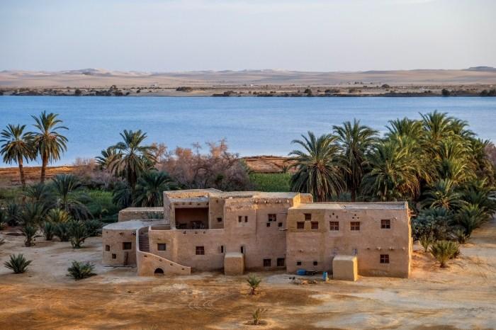 Alexandria and Siwa