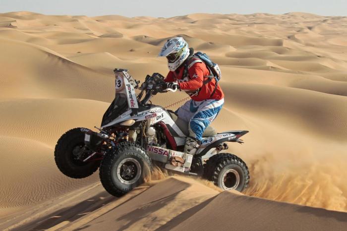 Quad Bike – Sharm El Sheikh