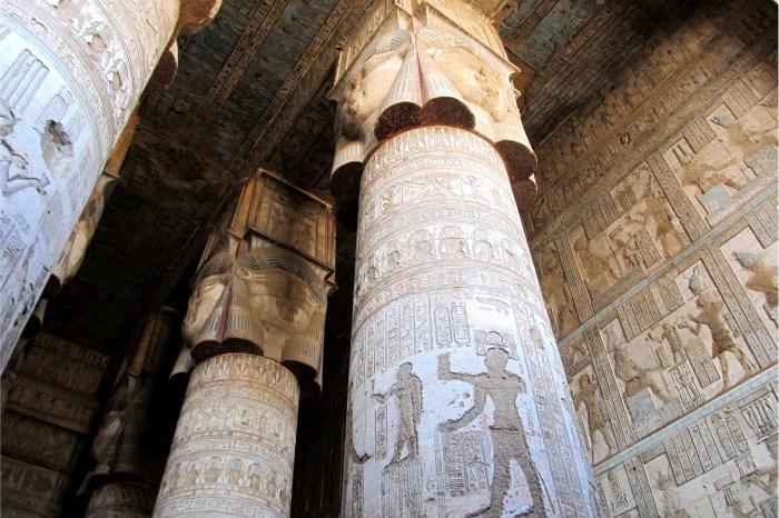 Dendarah and Abydos