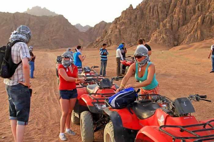 Quad Bike – Hurghada