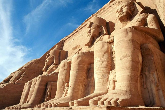 Abu Simbel by flight – Aswan Hotel