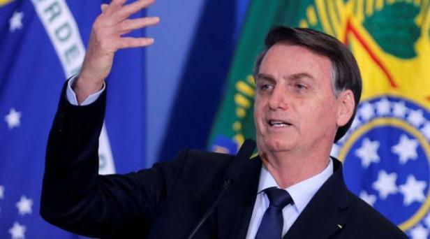 Brazil's Bolsonaro eyes cuts to public-sector wages   Nasdaq