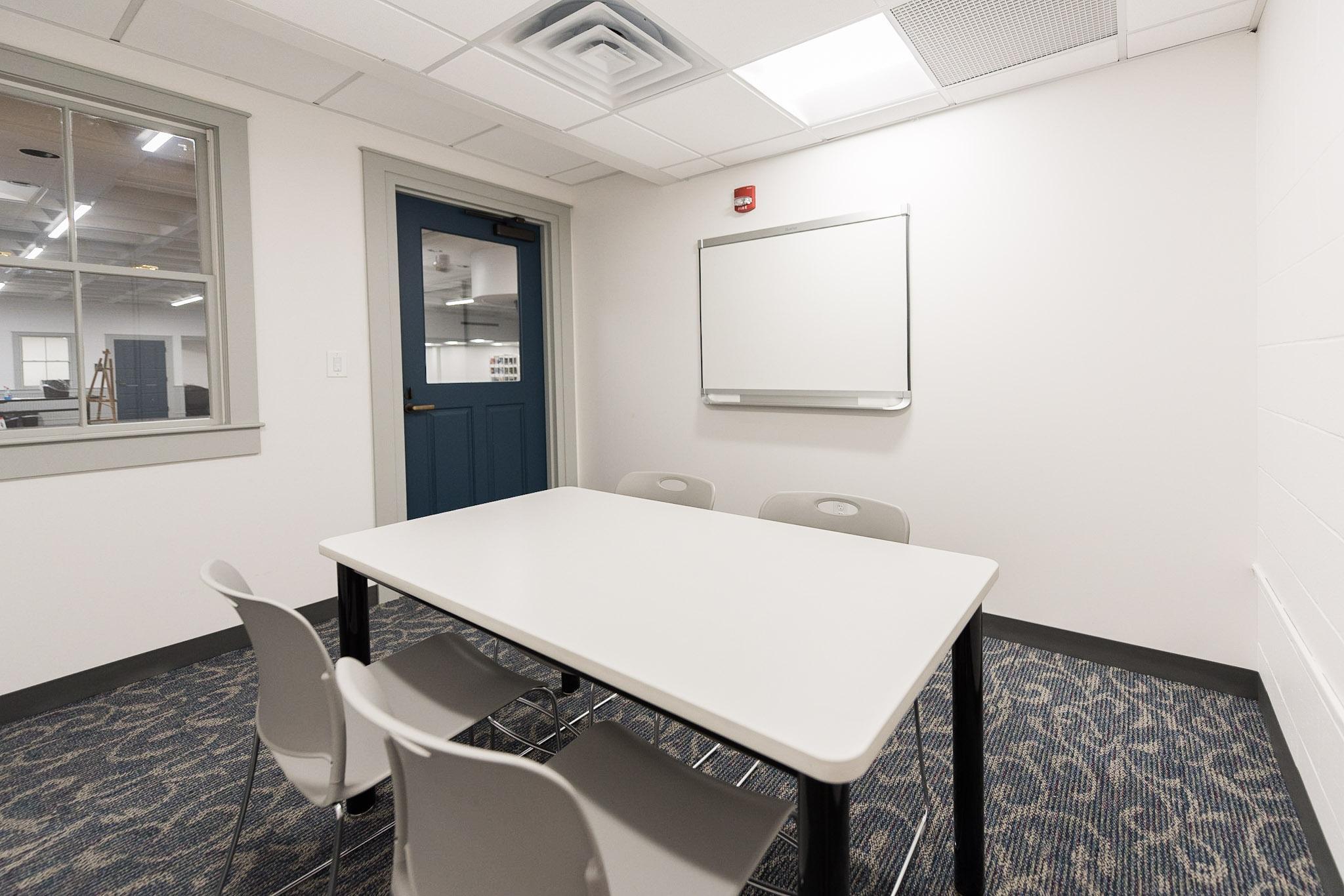 Small Meeting Room Nashua Public Library