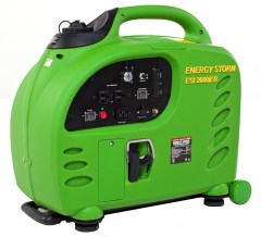 Lifan ESI 2000iER 5 HP Digital Power Invertor Generator with Portability Kit, Remote Start