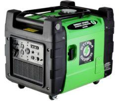 Lifan Energy Storm ESI 3600iER-CA, 3300 Running Watts/3500 Starting Watts, Gas Powered Portable Inverter