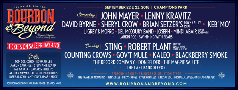 Bourbon & Beyond World's Largest Bourbon Festival