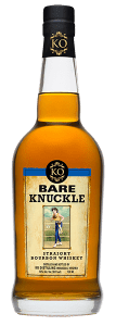 Bare Knuckle Straight Bourbon