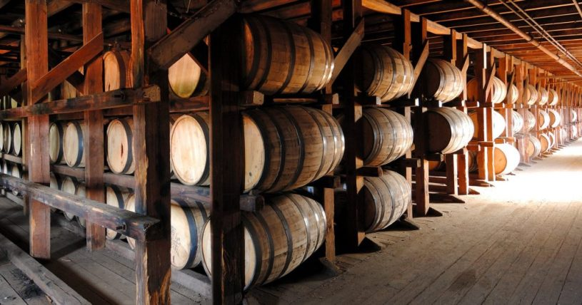 Win a VIP trip to the Historic Buffalo Trace Distillery