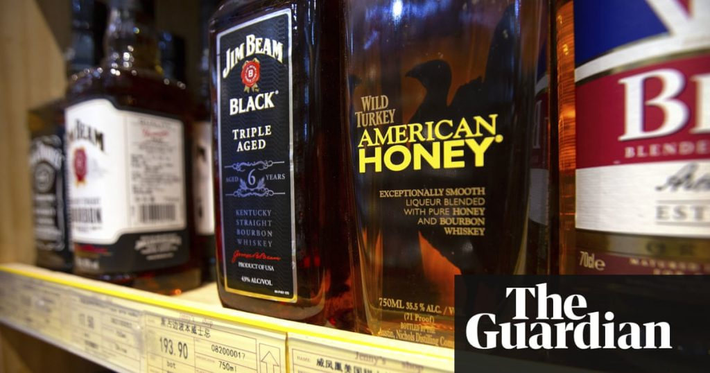 Kentucky bourbon production at highest level in nearly 50 years