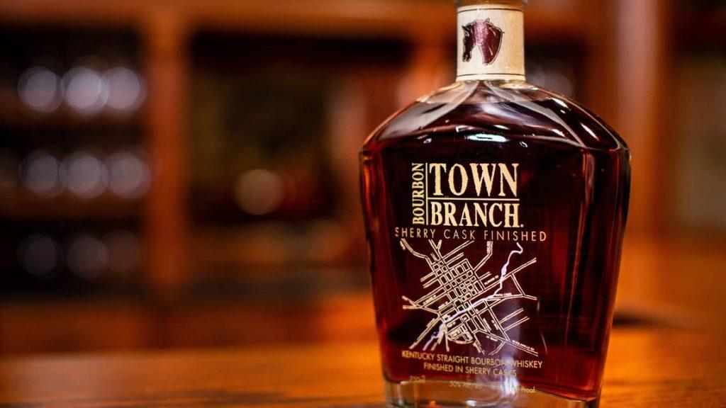 Town Branch Distillery release