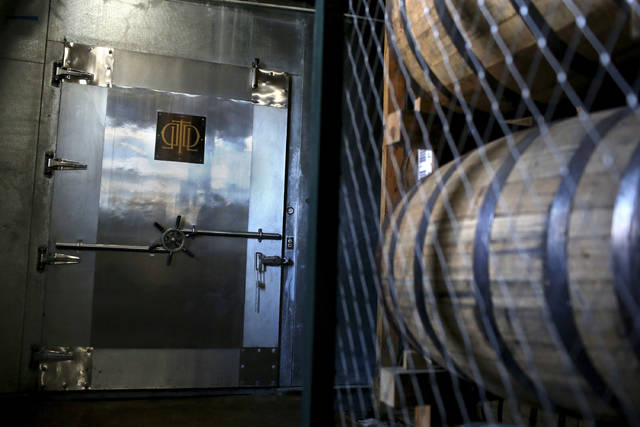 Buffalo Trace gambles on old bourbon