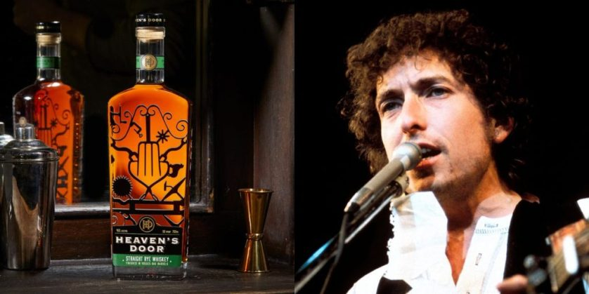 Bob Dylan's Whiskey Is Getting Its Own Distillery and Concert Venue in Nashville