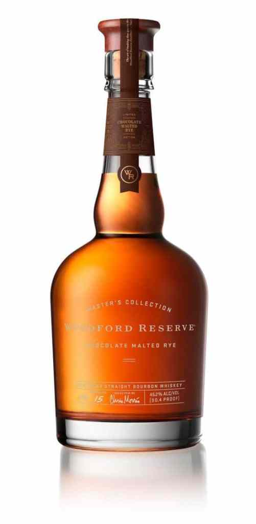 Woodford Reserve Releases Chocolate Malted Rye Bourbon