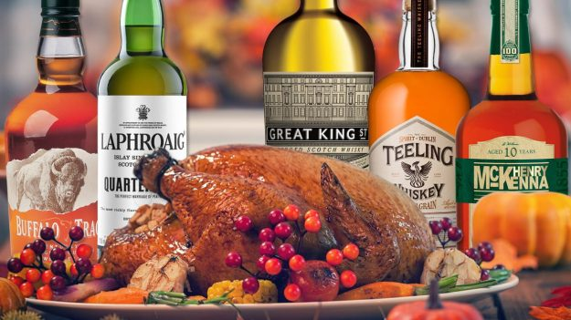 Whiskies For Thanksgiving