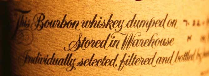 Blanton\'s Won the Whiskey Wars