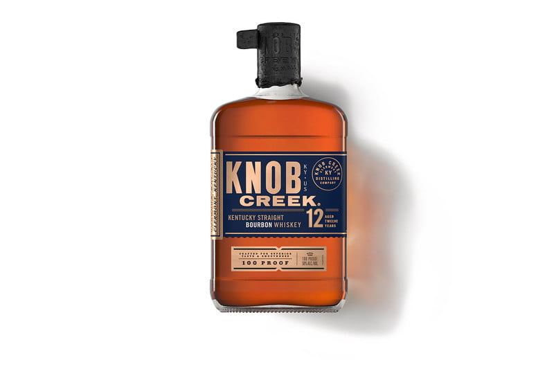 Knob Creek Reintroduces Age Statement Bourbon to its Lineup