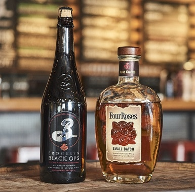 Four Roses collaboration beer to launch