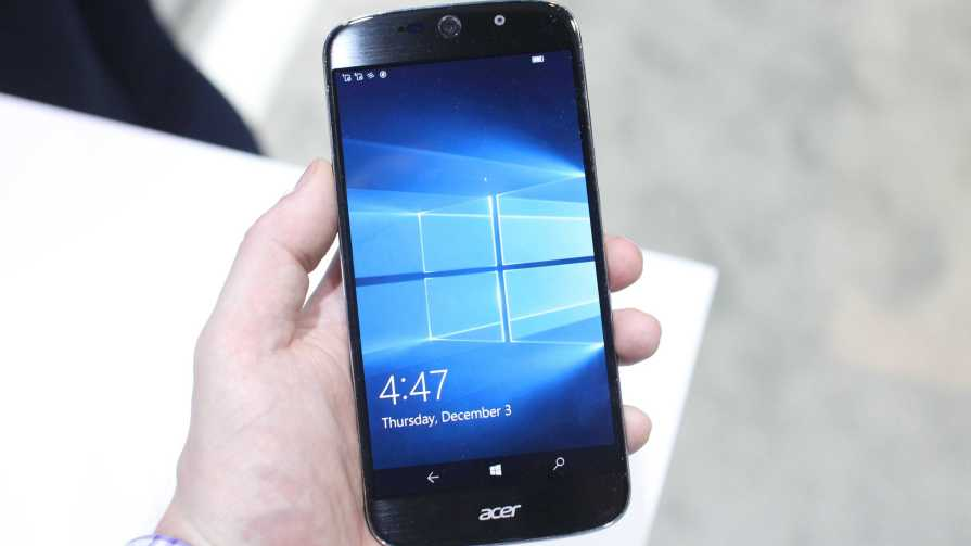 Microsoft apps on Acer mobile devices