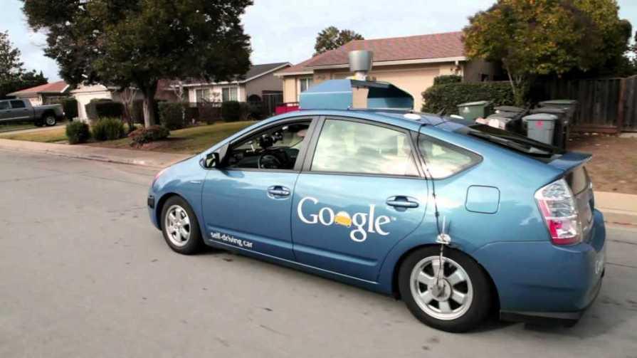 Google Cars