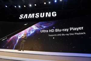 Samsung Ultra HD 4K Blue-ray disc player