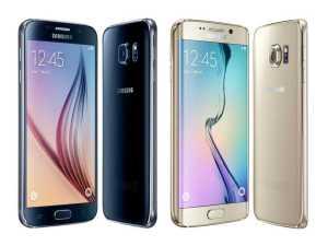 Samsung Galaxy S6 and S6 Edge