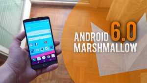 LG G3 Marshmallow