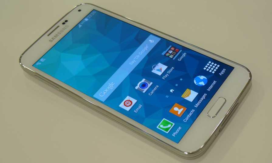 Samsung Galaxy S5 Marshmallow