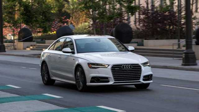 2016 Audi A6 and A7