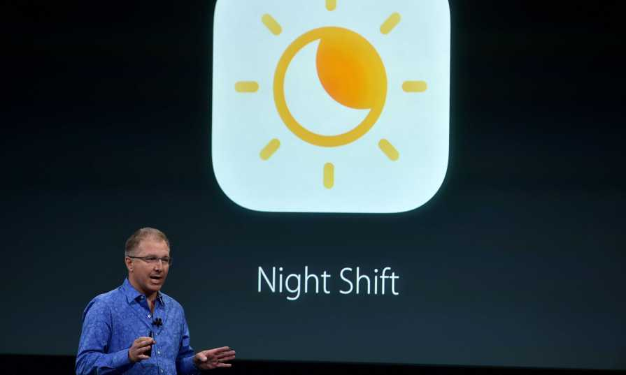 Apple's Night Shift on Android Phones