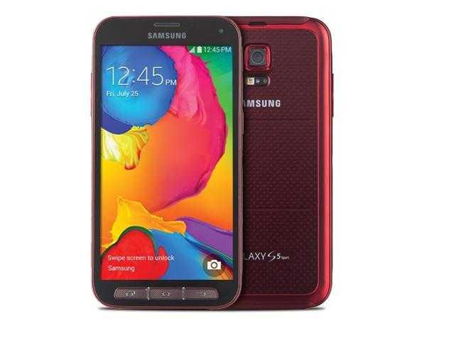 Samsung Galaxy Note Edge, Samsung Galaxy S5 Sport on Sprint