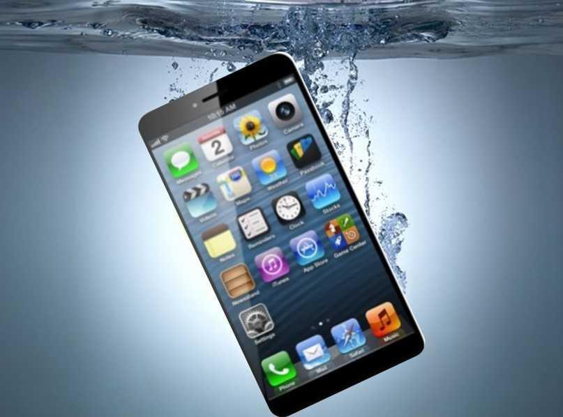 Apple iPhone 7 Water Resistant