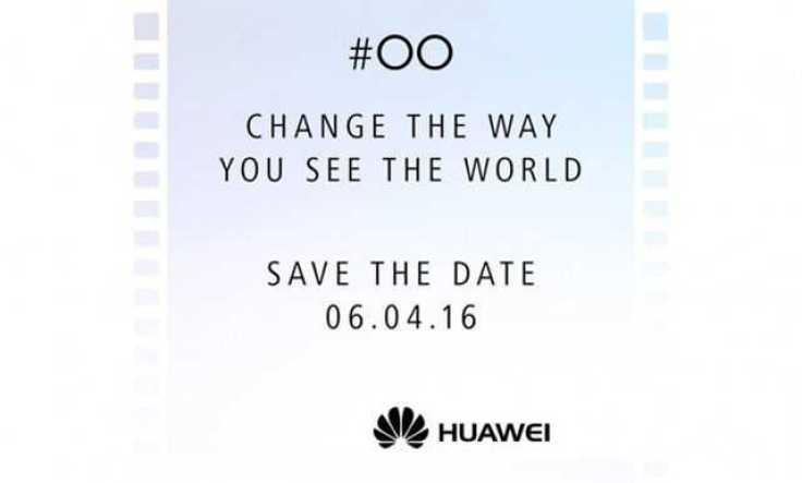Huawei P9 release date