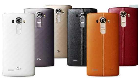 LG G3, LG G4, LG V10