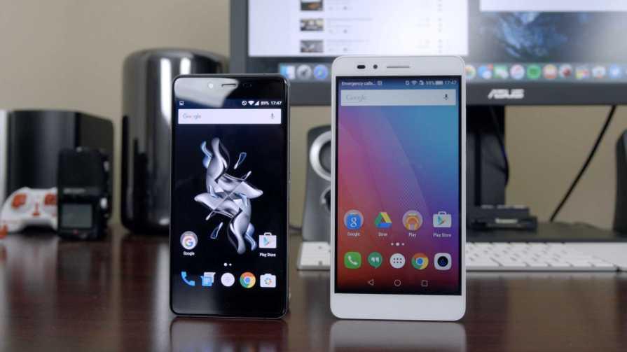 OnePlus X vs Huawei Honor 5X