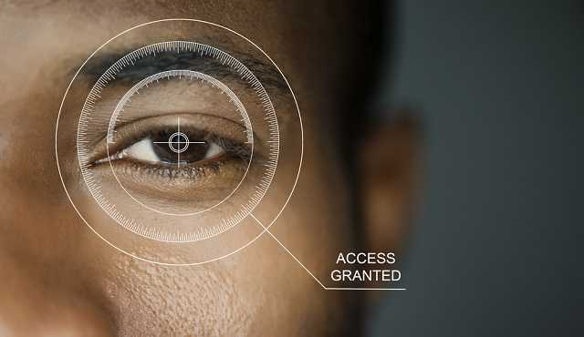 Samsung Galaxy Note 6 Iris Scanner
